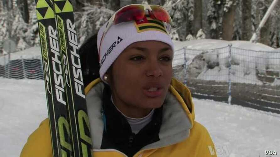 Black Athletes Break Color Barrier at Winter Olympics