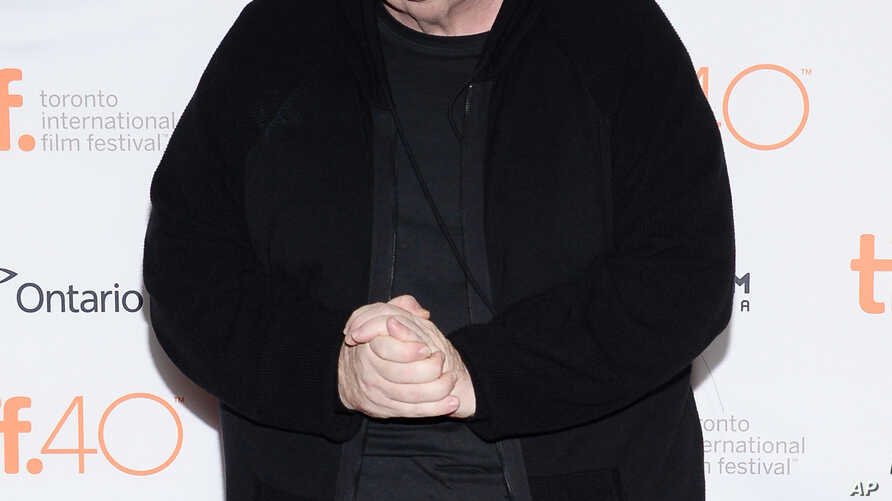 """Director Michael Moore attends the """"Where to Invade Next"""" premiere  on day 1 of the Toronto International Film Festival at The Princess of Wales Theatre, Sept. 10, 2015, in Toronto, Canada."""