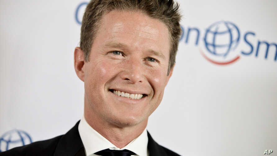 Billy Bush arrives at the Operation Smile's 2014 Smile Gala in Beverly Hills, Calif.