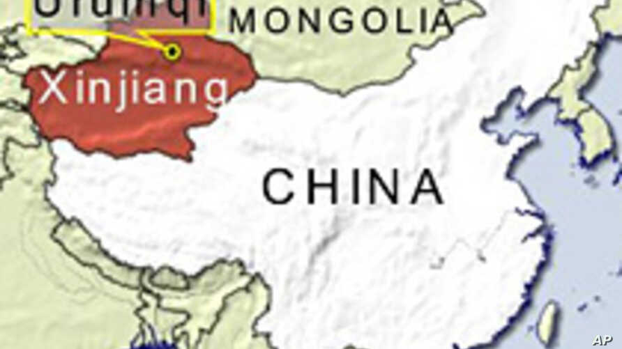 Chinese Court Condemns 6 Ethnic Uighurs to Death for Xinjiang Riots