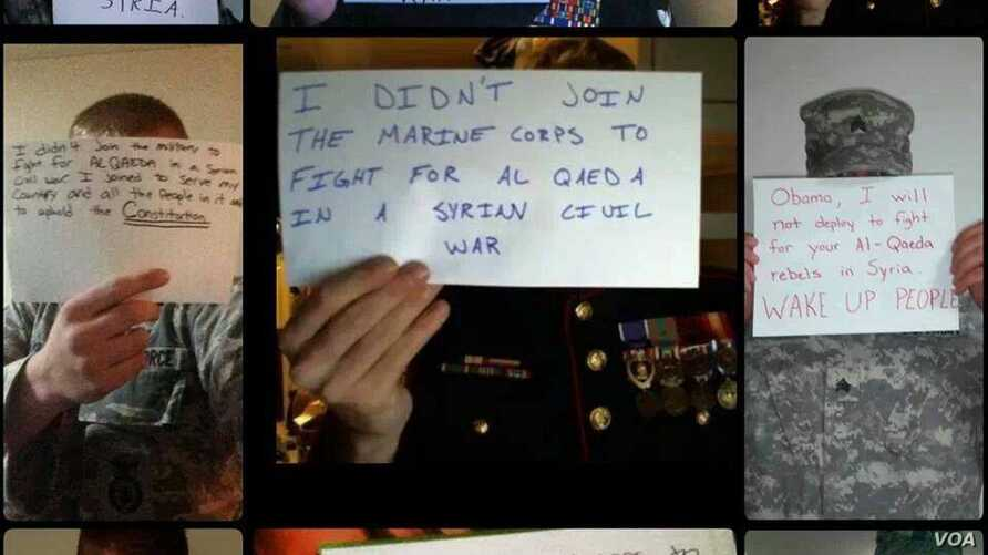 Facebook Armed Forces Tea Party