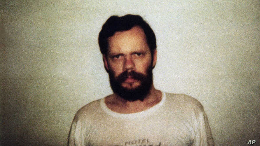 This picture of Terry A. Anderson was released along with a statement by his captors, the Islamic Jihad, in Beirut, Lebanon, Oct. 21, 1988 .