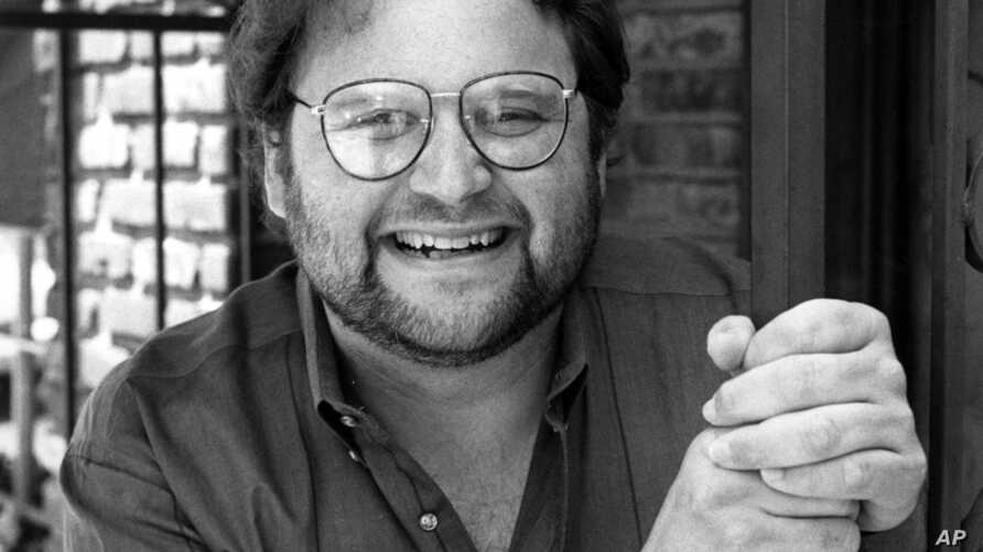 "FILE - Actor Stephen Furst poses for a photo in Los Angelesin May 1986. Furst's family says the ""Animal House"" actor has died of complications from diabetes, his family said, June 17, 2017."