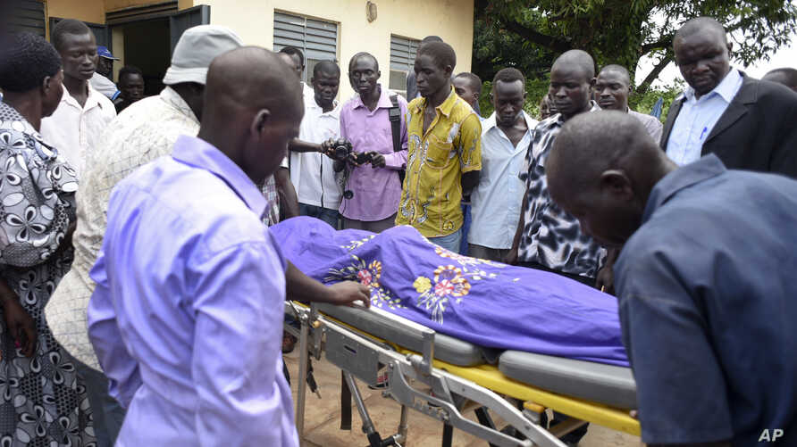 South Sudan Journalist Killed