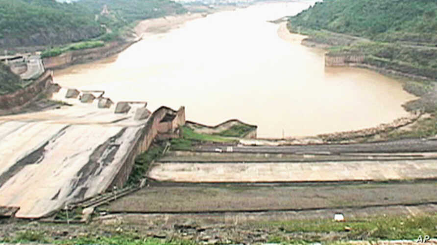 Reliable source of water important for a hydropower dam