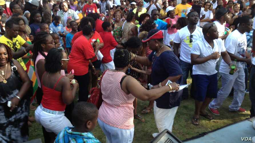 Liberians in US celebrate 166 independence anniversary
