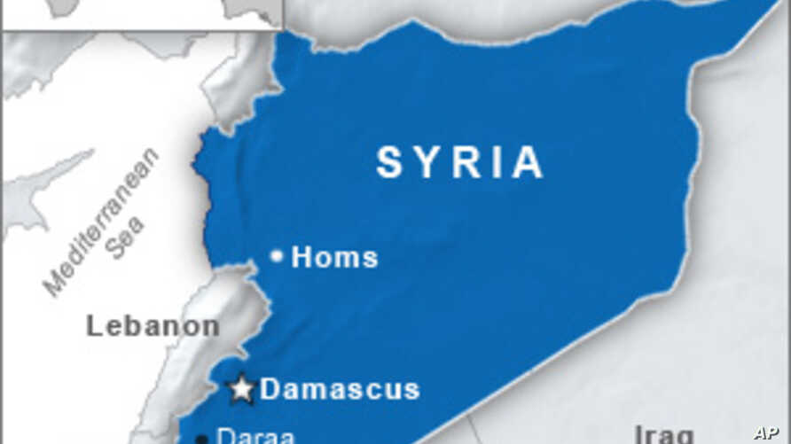 Syrian Troops Attack City Where Uprising Began