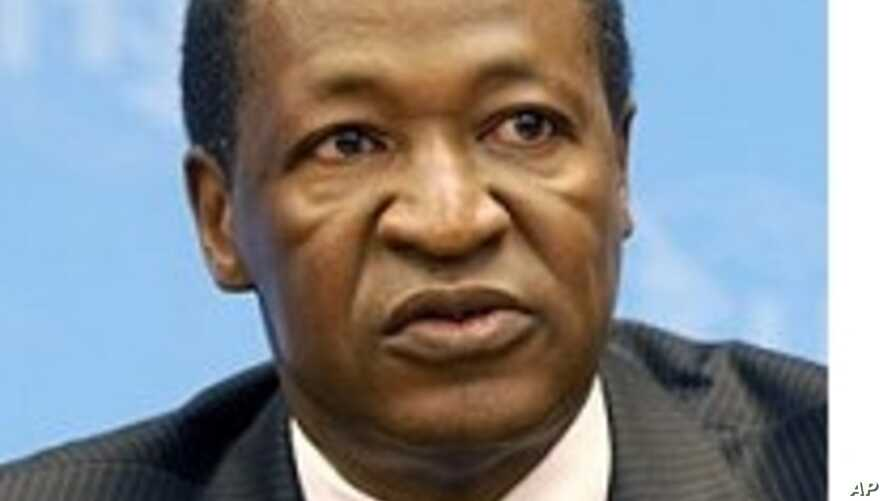 Compaore Chairs Inter-Guinean Dialogue