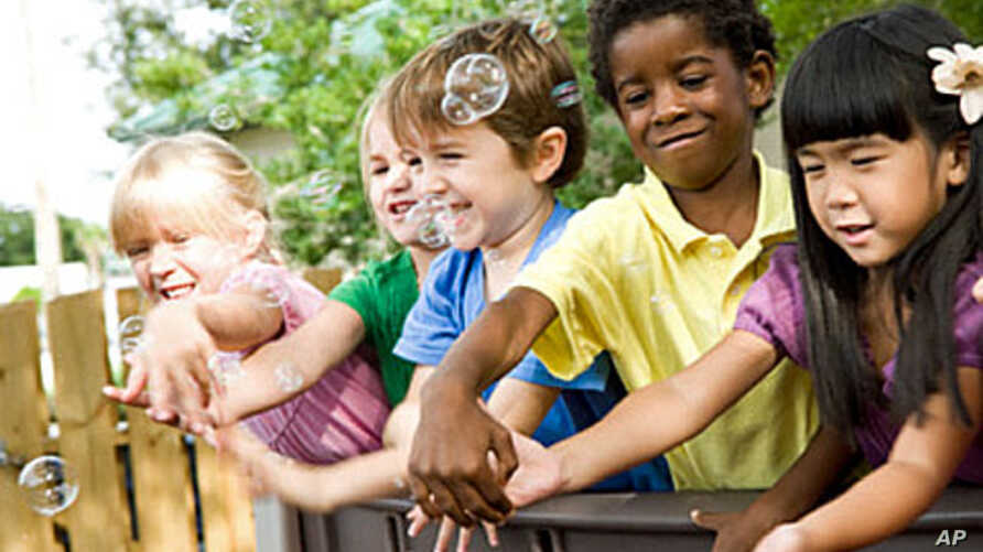 A new study finds racial and ethnic disparities in children's health are pervasive in the United States.