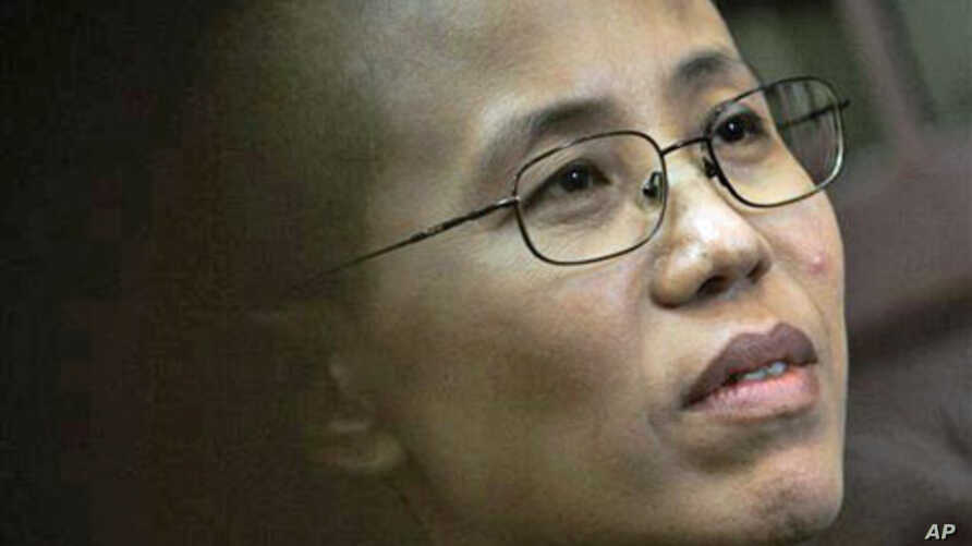 Liu Xia, wife of imprisoned Chinese dissident Liu Xiaobo, who on 8 Oct won  the 2010 Nobel Peace Prize for advocating non-violence to demand fundamental human rights in his homeland (file photo).