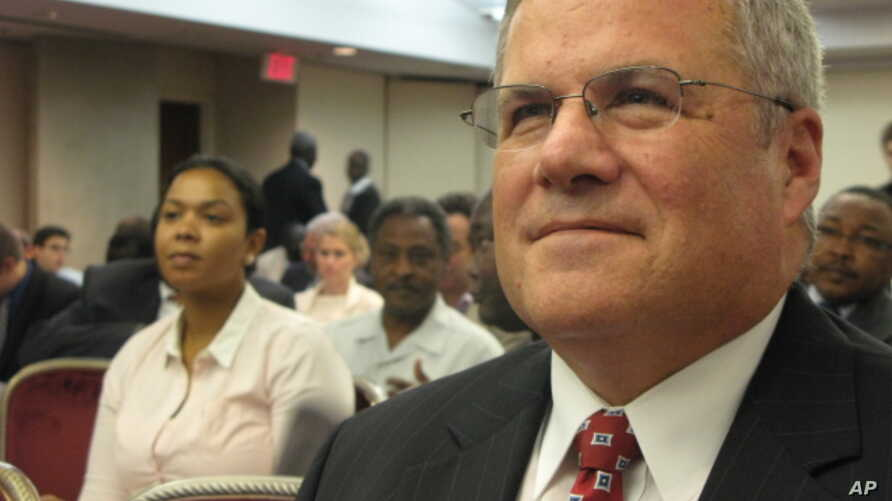 U.S. Special Envoy to Sudan Scott Gration outlined challenges ahead of next year's referendum at an event in Washington