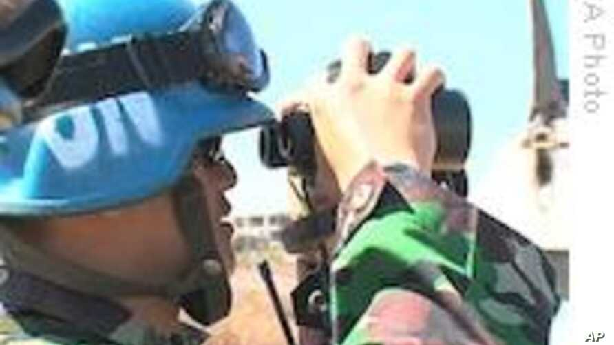 12,000 UN Peacekeepers Keep the Peace in Southern Lebanon