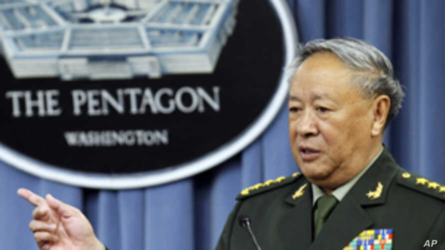 Top Chinese General: China Will Never Challenge US Military