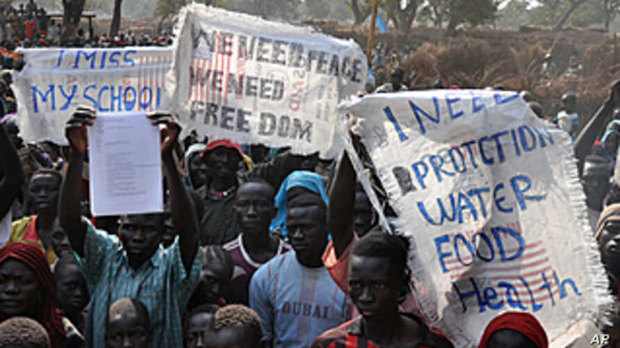 South Kordofan Fighting Puts 20,000 Lives at Risk in South Sudan