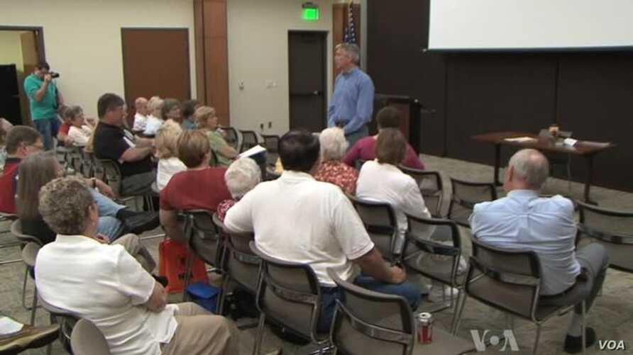 Midwest Tea Party Activists Not Surprised by IRS Scrutiny