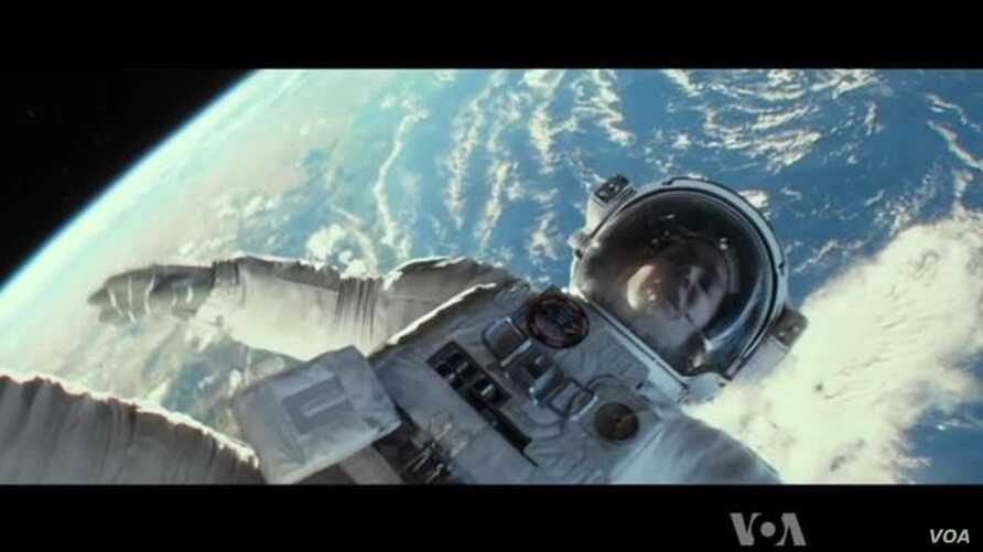 'Gravity' Showcases Beauty, Harshness of Space