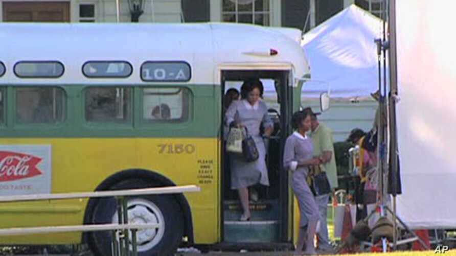 "A scene from the move ""The Help"""