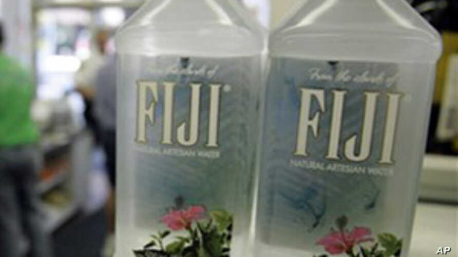 Fiji Water Backs Down in Faceoff With Military Government