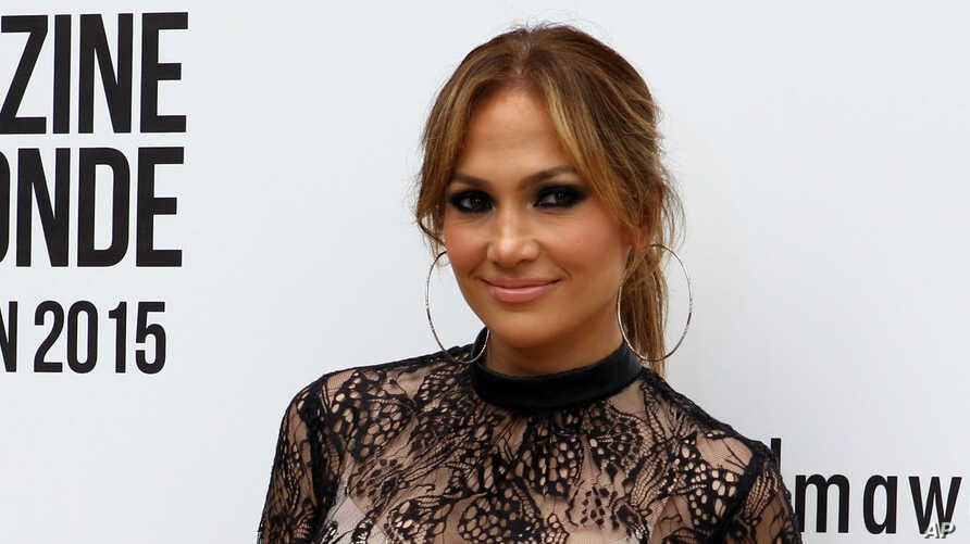 US performer Jennifer Lopez poses for photographers prior to a press conference, during the Mawazine Festival in Rabat, Morocco, May 28, 2015.