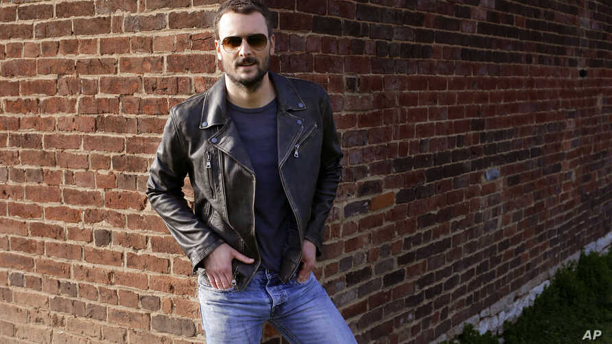 """Country music singer Eric Church poses to promote his latest album, """"Mr. Misunderstood,"""" in Franklin, Tennessee, March 23, 2016."""