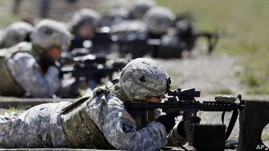 NATO Traning centers Afghanistan