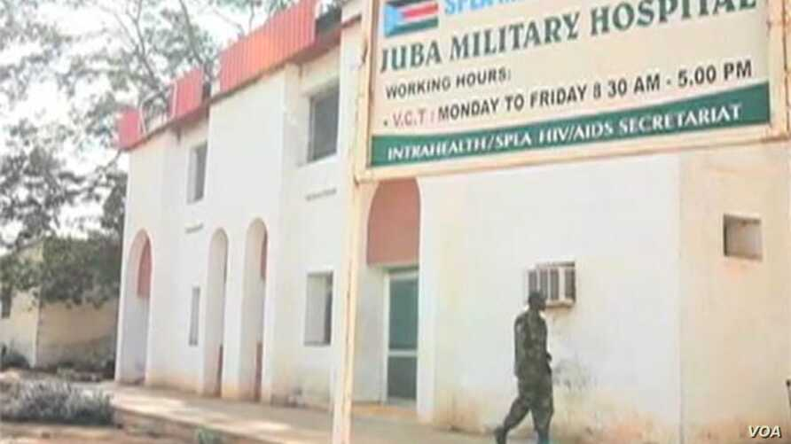 Mental Health Services Absent for Traumatized South Sudanese