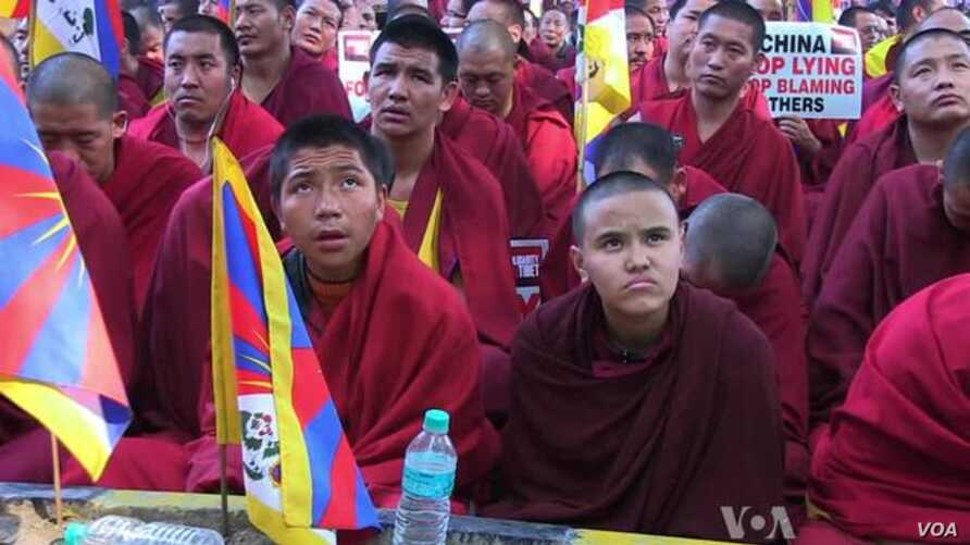 Tibetans Pessimistic on New China Leader, See Time Running Out