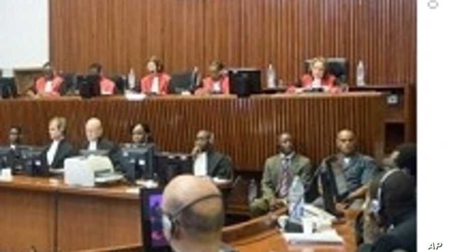 Sierra Leone War Crimes Tribunal Makes Final Ruling