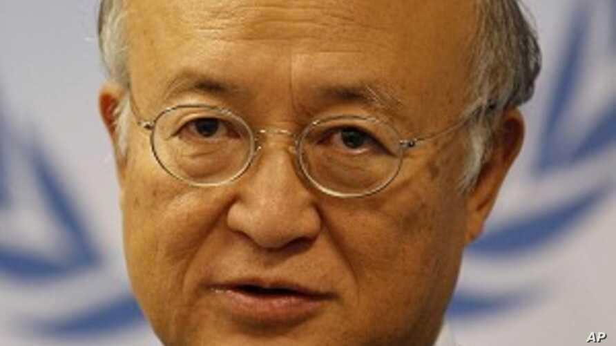 IAEA Chief 'Concerned' About Iran's Nuclear Ambitions
