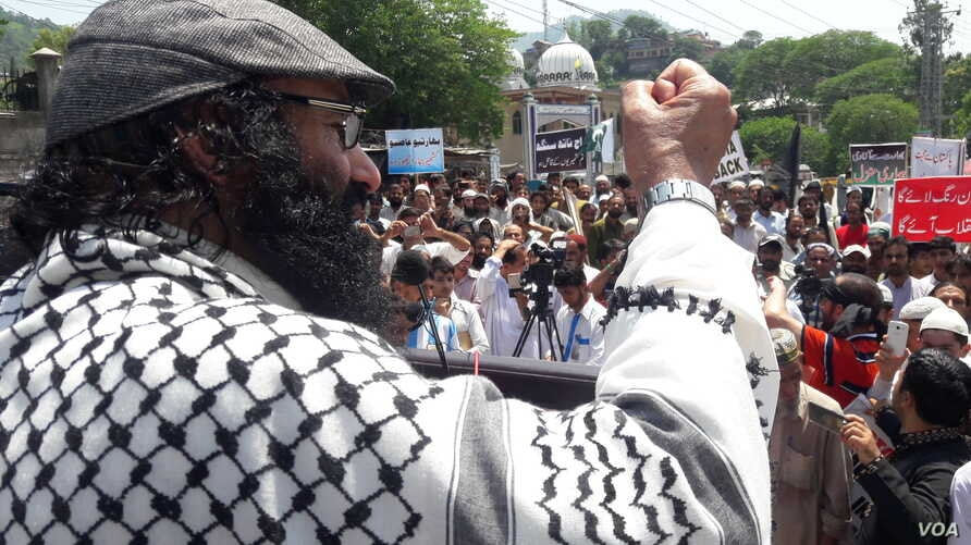 Syed Salahuddin, Supreme Commander of Hizbnul Mujahideen, warns on Aug. 11, 2016, that his followers will storm the cease-fire line that divides the region unless New Delhi ends its current wave of violence against Kashmiris.