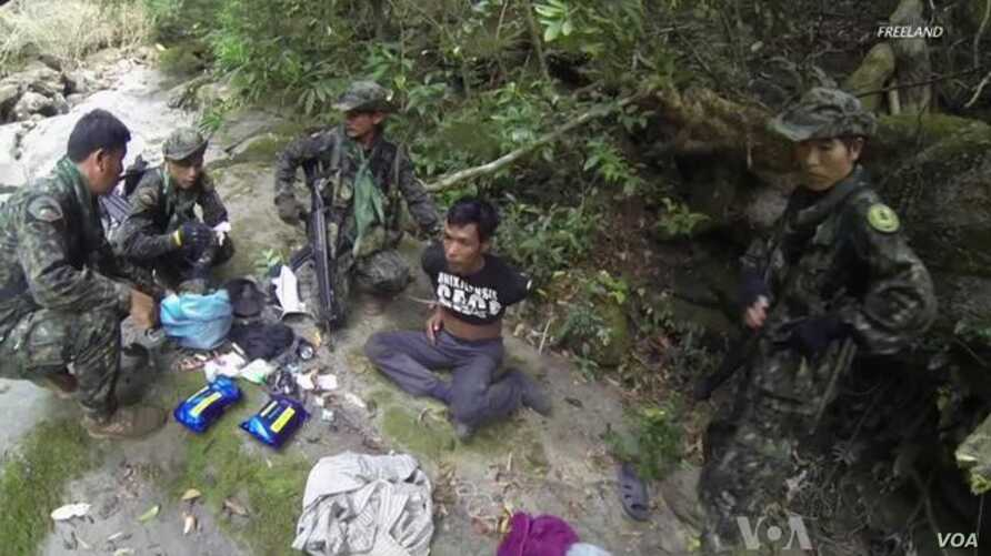 Elite Thai Rangers Conduct First Operation to Nab Poachers