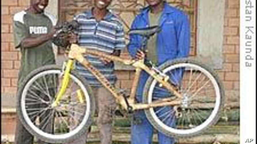 Bamboo Bikes: A Cheap and Lightweight Alternative to Metal Bicycles