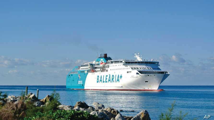 Balearia has been granted a license to operate between the US and Cuba. (PRNewsFoto/Balearia Group)