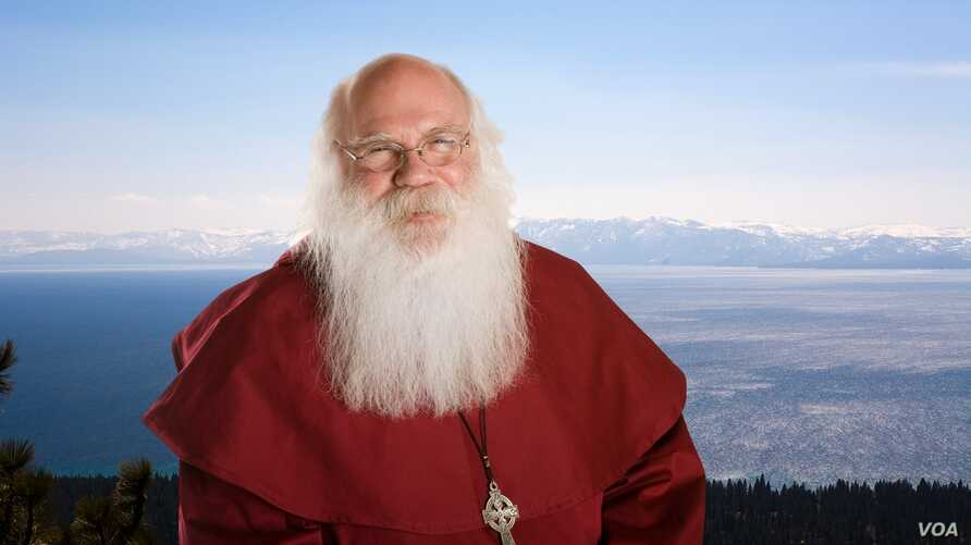 Santa Claus of North Pole, Alaska, is seen in this photos posted to his Facebook page.