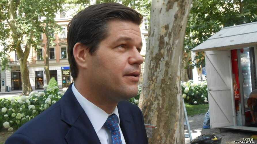 U.S. Assistant Secretary of State for European and Eurasian Affairs Wess Mitchell said he felt he had completed his goals at the job.