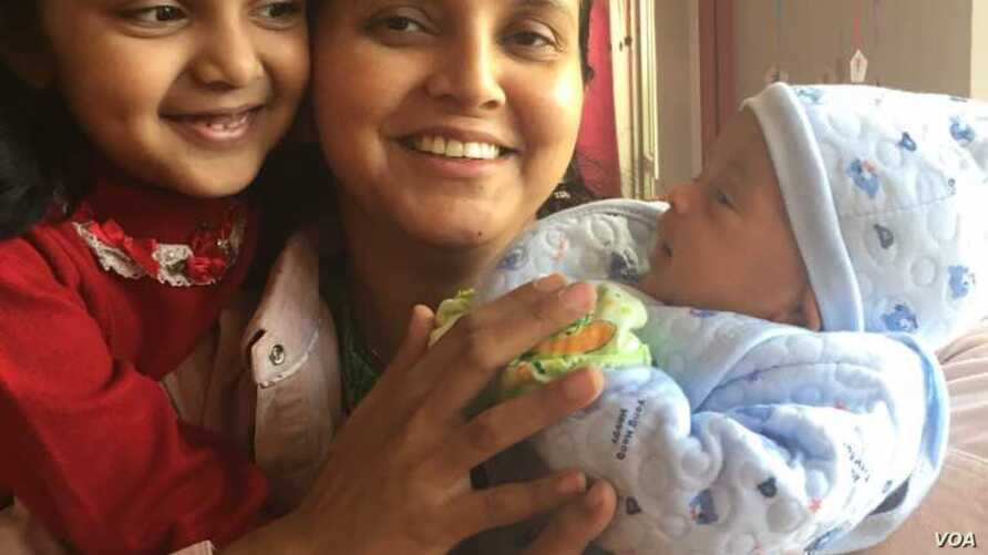 Swati Sharma quit her job soon after her older daughter was born six years ago because of long working hours and lack of suitable childcare facilities.
