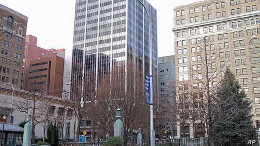 The Du Pont chemical corporation and several insurance companies, banks, and credit-card firms are among those with corporate headquarters on or near Wilmington's Rodney Square.