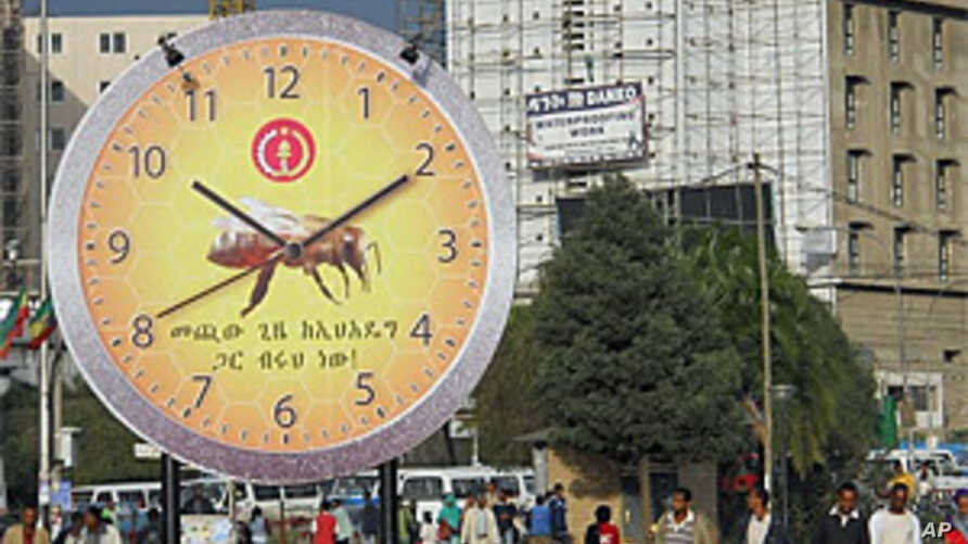 Ethiopian Ruling Party Sweeps Preliminary Election Results