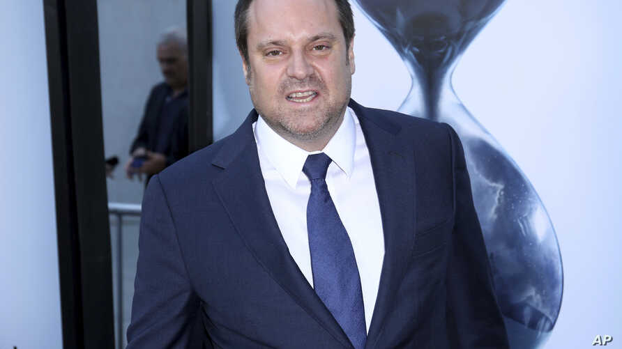 FILE -  Jeff Skoll is pictured at at the Arclight Hollywood in Los Angeleso on July 25, 2017,