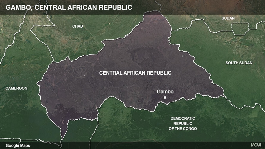 Gambo, Central African Republic