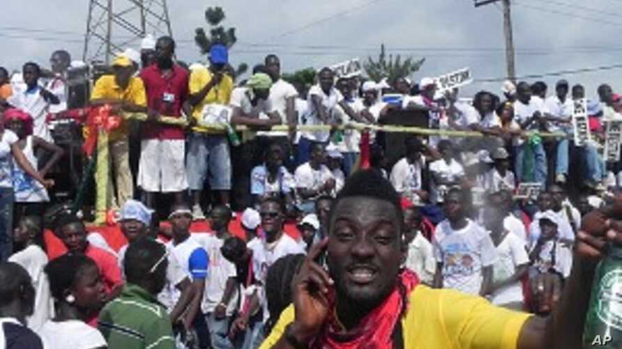 Liberia's Opposition CDC Issues Demands Days Before Runoff Vote