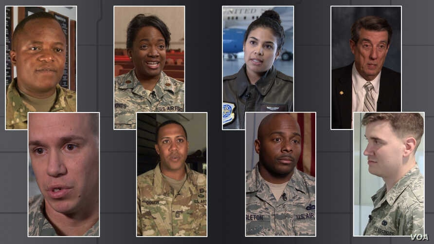 Banner image for Reflections on Race in the Military