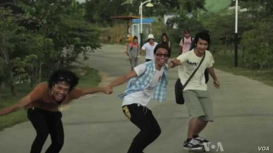 Burmese Skateboarders Lobby for Official Recognition CQ