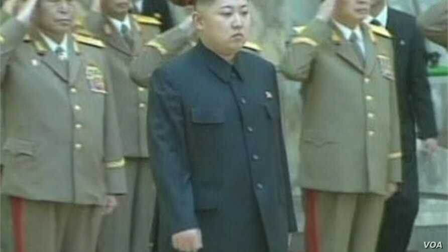 """North Korea """"Space"""" Launch Could Boost Young Leader"""