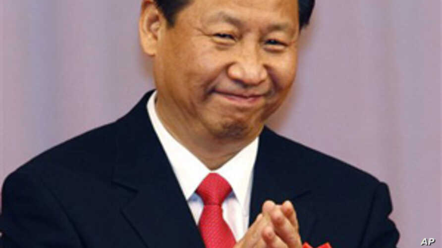 Three Questions: China's Political Succession