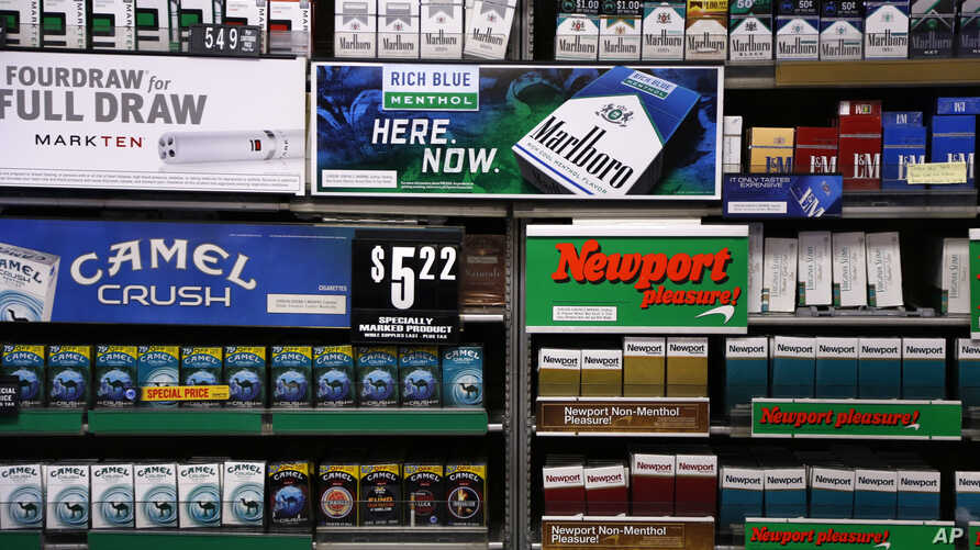 FILE -  British American Tobacco Plc has agreed to fully take over Reynolds American Inc. in a deal that will create the world's largest publicly traded tobacco company.