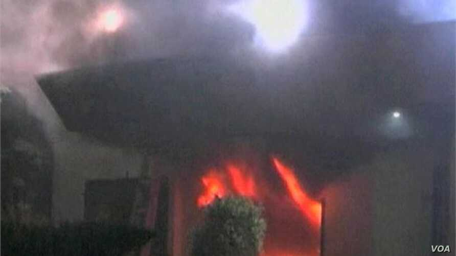 US Lawmakers Spar Over Petraeus Testimony About Benghazi Attack