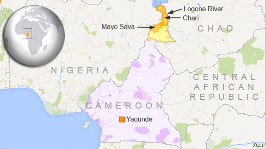 Cholera in Cameroon