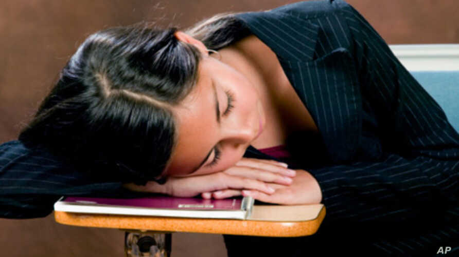 Most American teenagers are missing up to 1½ hours of slee