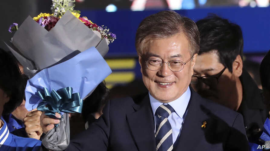 No Blue House For South Korea S New President Voice Of America